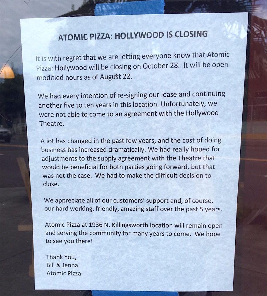 atomic-pizza-hollywood-portland-closing-2017