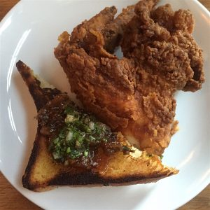 bone-marrow-toast-buttermilk-fried-chicken-hello-my-name-is-tasty-cookbook-release-party-portland-oregonJPG