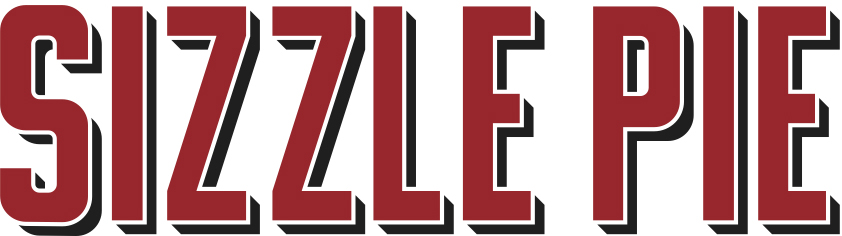 Sizzle Pie's logo