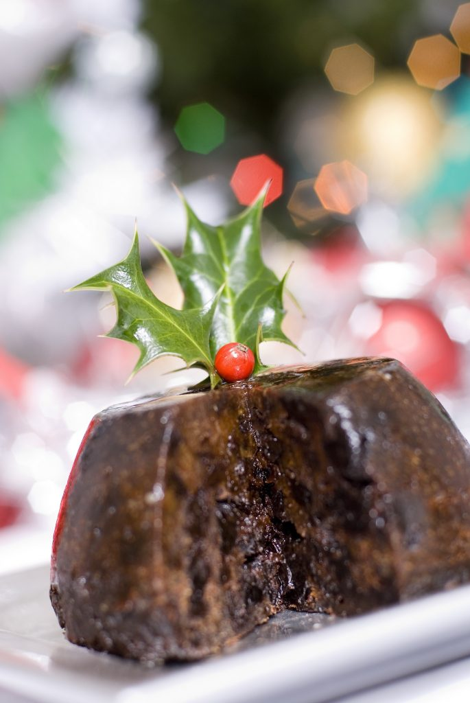 Figgy Pudding