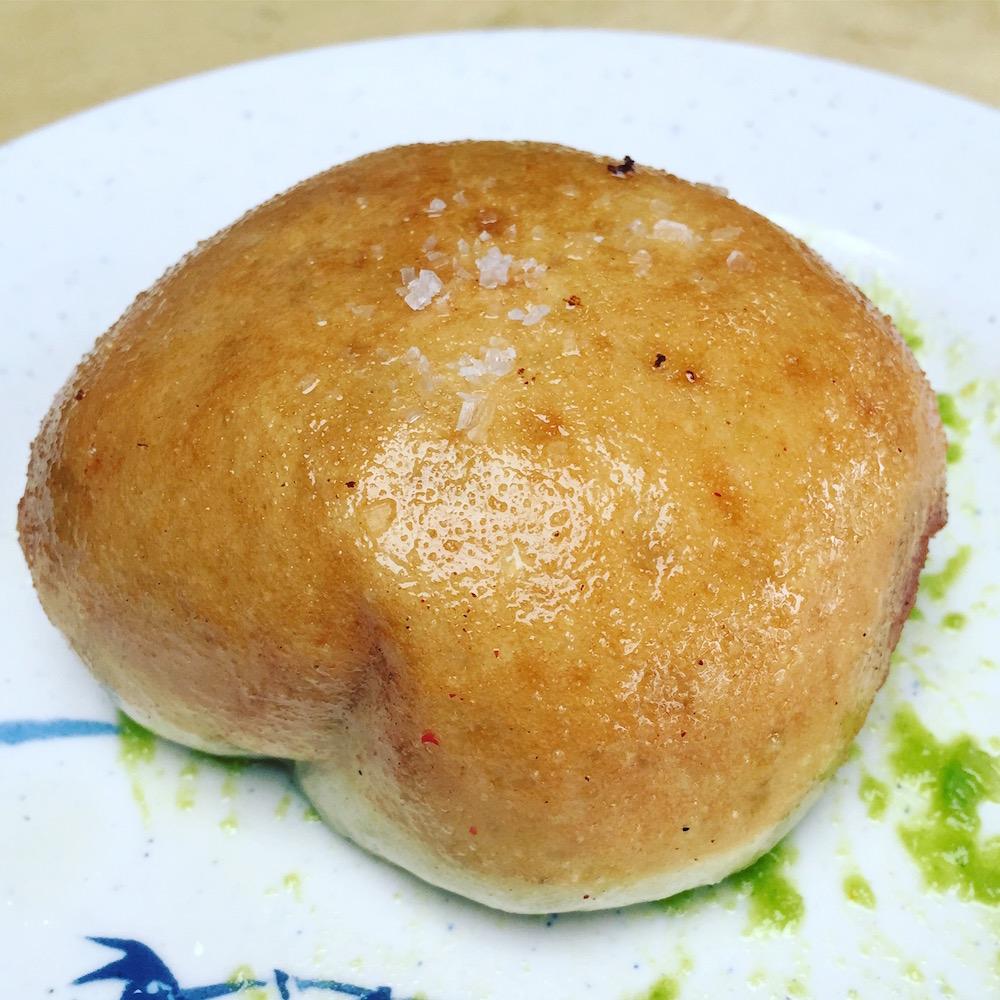 Chinese Sausage Bao