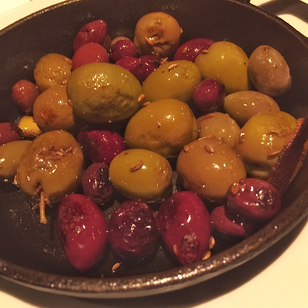 roasted-olives-fire-and-stone-portland-oregon