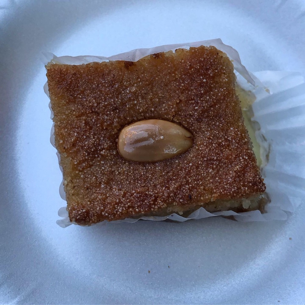 almond-cake-middle-eastern-festival-st-george-antiochan-orthodox-church-portland-oregon