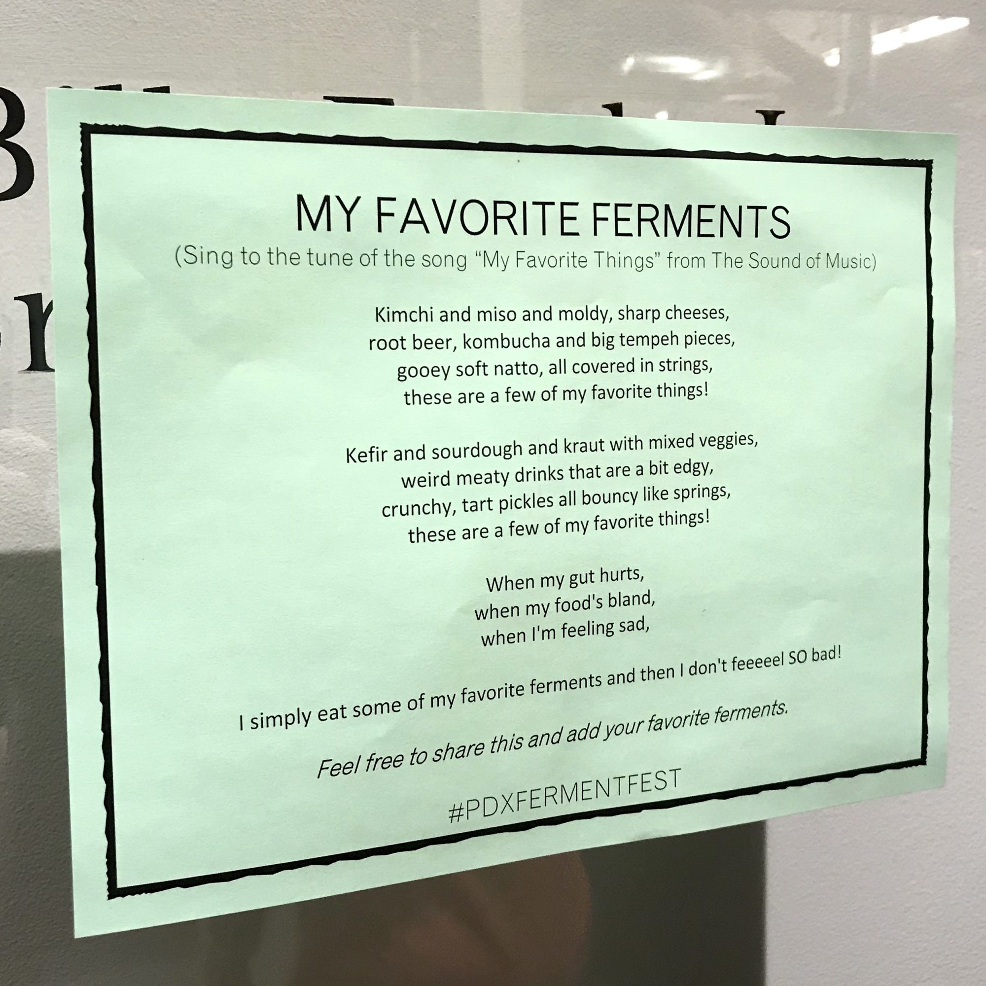 my-favorite-ferments-lyrics-portland-fermentation-festival-2019-oregon