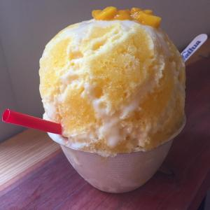 Da Mango One at Wailua Shave Ice