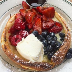 Dutch Baby at Beeswing