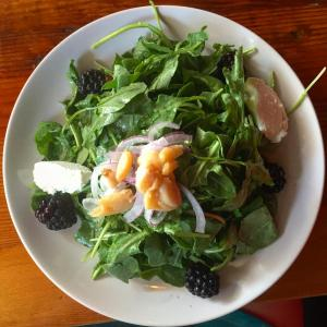 Summer Salad at Tabor Tavern