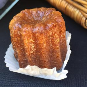 Cannelé from St. Honoré Bakery