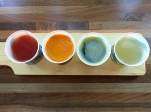 Summer Collagen Coolers at Salt Fire & Time Broth Bar